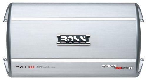BOSS Audio CXX2705 2700 watts Amplifier
