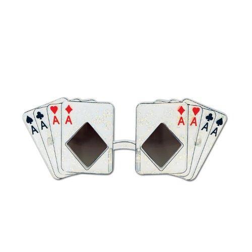 Playing Card Fanci-Frames Party Accessory (1 count) (1/Pkg)]()