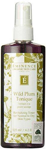 - Eminence Organic Skincare Wild Plum Tonique, 4.2 Ounce