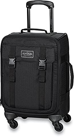 Dakine Cruiser Roller Duffel Bag, One Size/37 L, Black