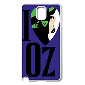 Unique Phone Case Design 10 Wicked The Musical Series- For Samsung Galaxy NOTE3 Case Cover