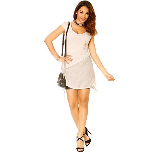 Miss Wear Line Damen Bluse
