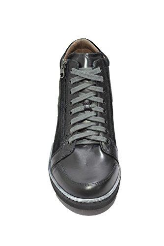 Nero Giardini Sneakers scarpe uomo nero 4380 A604380U