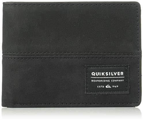 Quiksilver Men's NATIVECOUNTRY Wallet, black M from Quiksilver