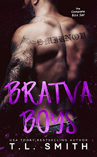 Bratva Boys (Box Set) for sale  Delivered anywhere in USA