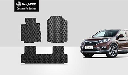 toughpro-honda-cr-v-floor-mats-set-all-weather-heavy-duty-black-rubber-2012-2017