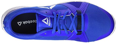 White Reebok Collegiate Fitnessschuhe Trainflex Lite Blue Vital Blau Herren Navy wxwZBqSzg