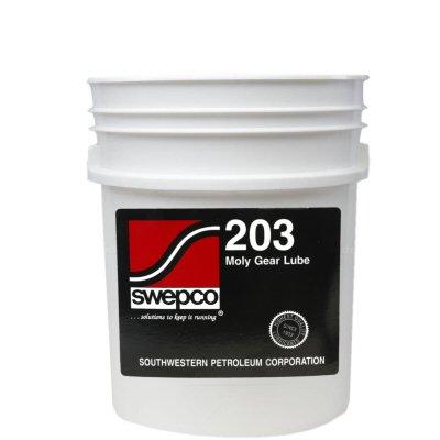 swepco SAE grado 140 de transmisión aceite con Moly ISO 460 Grade ...