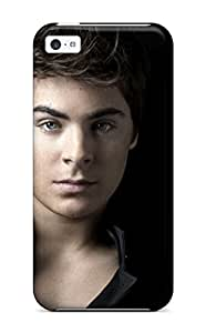 New Super Strong Zac Efron Tpu Case Cover For Iphone 5c