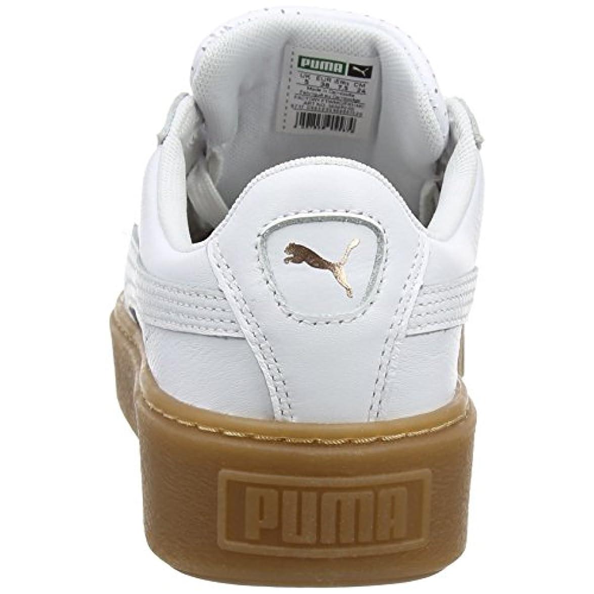 Puma Basket Platform Perf L Scarpe Da Ginnastica Basse Donna