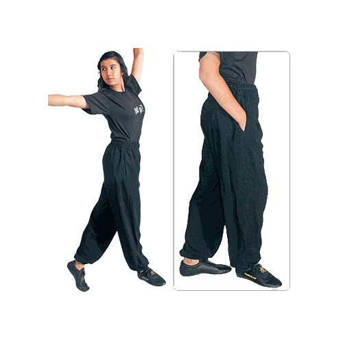 Tiger Claw Kung Fu - Tiger Claw Lightweight Kung Fu Pants - Size 7