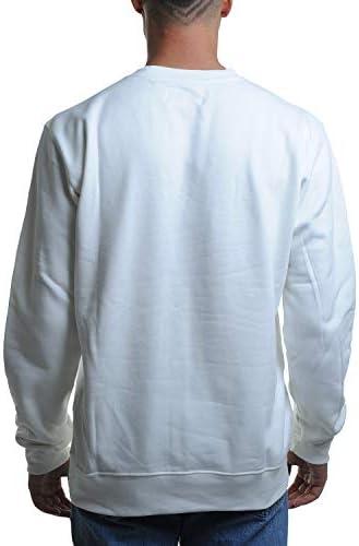 Pas de Mer Ballet Sweatshirt Herren PDMAW218 Nat Natural – Größe XL