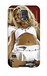 Best cheerleader nfl football new england patriots NFL Sports; Colleges newest For SamSung Galaxy S5 Case Cover 7315110K985067061