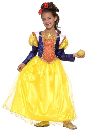 Forum Novelties Children's Snow White Costume, Small (7 Dwarfs Costume)
