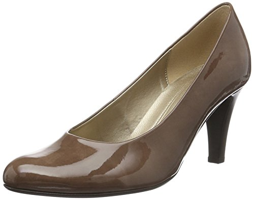 Gabor Shoes 55.210 Ladies Chiuso Pumps Beige (dark-nude 70)