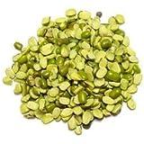 Beans, 100% organic, Mung, Splt(Dahl), 25 lb