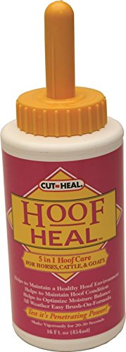 Manna Pro Cut Heal Hoof Heal, 16-Ounces
