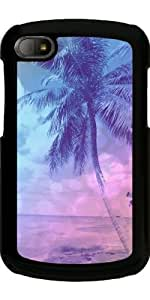 Funda para Blackberry BB Q10 - Arco Iris De La Palmera by Christine aka stine1