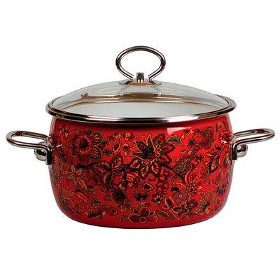 enamel cookware russia - 2