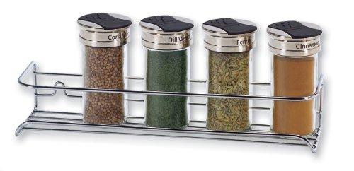Better Houseware 1464.6 Spice Shelf, Chrome
