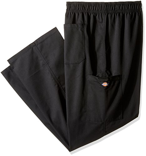 Dickies Chef Pant, Black, 4X-Large