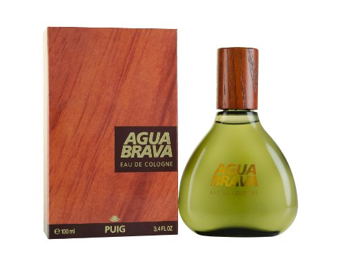 Antonio Puig Agua Brava By Antonio Puig for Men Eau De Cologne Splash, 3.4-Ounce / 100 Ml