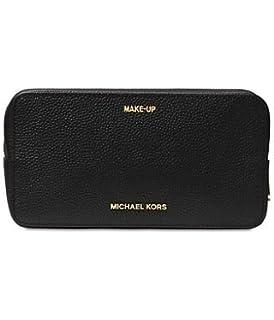 cae17947ee34 Amazon.com  Michael Kors Women s Jet Set Travel Large Leather Pouch ...
