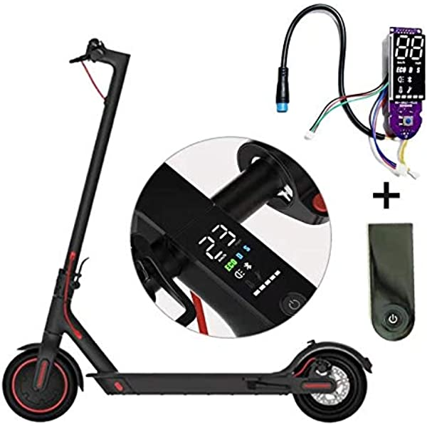 Circuit Boards Display Screen Panel+Bluetooth Board Set for Xiaomi M365 Scooter