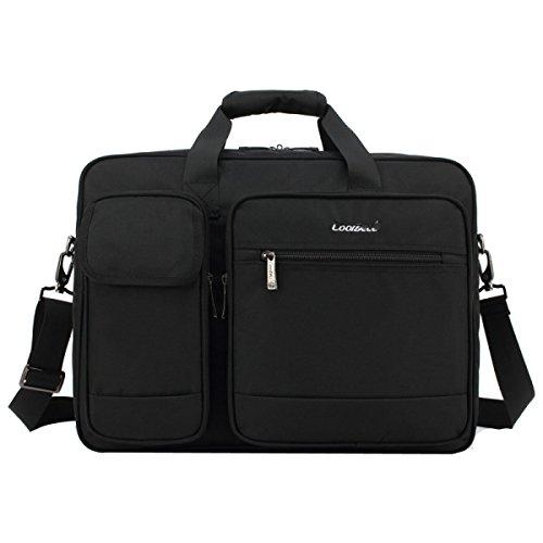 laptop per a Borsa nero uomo tracolla UwT7HxO