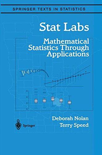 STAT LABS:MATH.STATISTICS THROUGH APP.