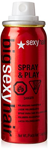 Sexy Hair Big Sexy Hair Spray and Play Hairspray, 1.5 Ounce