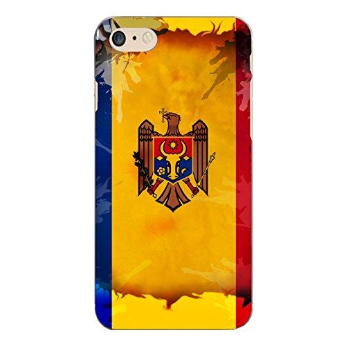 "Disagu Design Case Schutzhülle für Apple iPhone 7 Hülle Cover - Motiv ""Moldawien"""