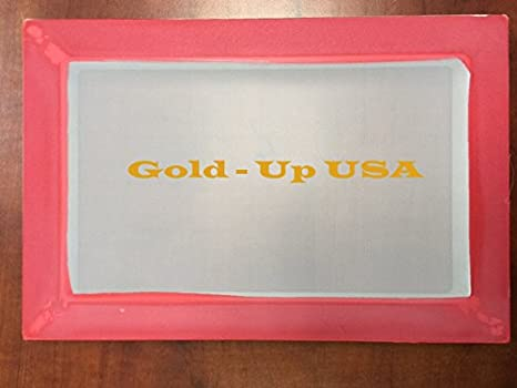 8x12 140 mesh White or Yellow SILK SCREEN FRAME for SCREEN PRINTING