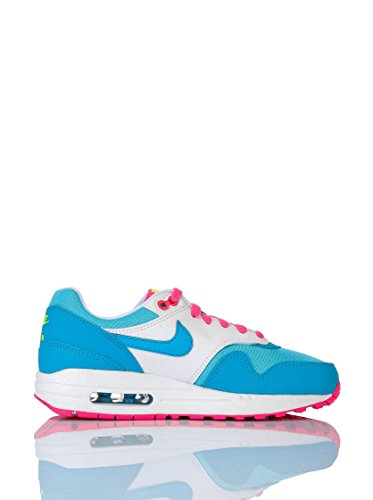 NIKE - AIR MAX 1 (GS) 653653-400 - CLEARWATER - 38