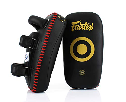 Fairtex Muay Thai Kickboxing Lightweight Thai Pads - KPLC5 - ()