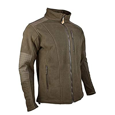 Outdoor Shaping Men's Warm Fleece Hunting Jacket Waterproof Breathable Military Tactical Sport Jacket