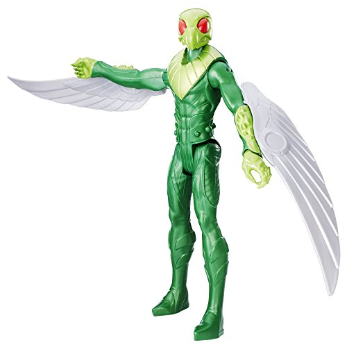 (Marvel Spider-Man Titan Hero Series Villains Vulture)
