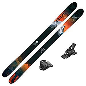 2021 Liberty Origin 96 Skis w/Tyrolia Attack2 13 GW Bindings