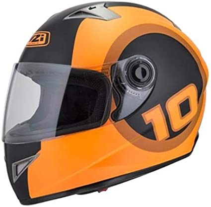 NZI Vital Graphics smartgyro flúor Tangerine XL