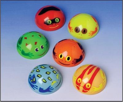 Kid Fun Products Frog Poppers Toy (12 Pack)]()