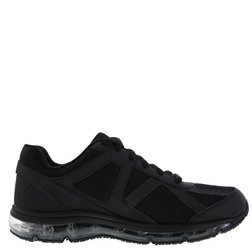 Image of safeTstep Slip Resistant Men's Black Men's Blast Runner 9.5 Regular