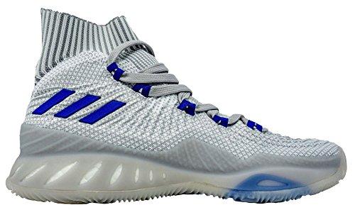 Adidas Crazy Explosive 2017 Primeknit Mm Shoe Mens Basketball White-collegiate Royal-clear Onix