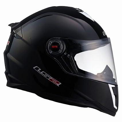f0972276ab3f0 LS2 Helmets Pioneer Solid Aventura Off Road Casco de Moto con Visera ...