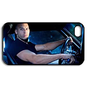 CTSLR iphone 4 4S Case - Hard Plastic Back Case for iphone 4 4S 4G-1 Pack - Movie Fast & Furious 6 (17.30) - 12