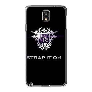LeoSwiech Samsung Galaxy Note 3 Shock Absorbent Hard Cell-phone Cases Custom High-definition Saints Row 3 Pattern [fnM12384EcVk]
