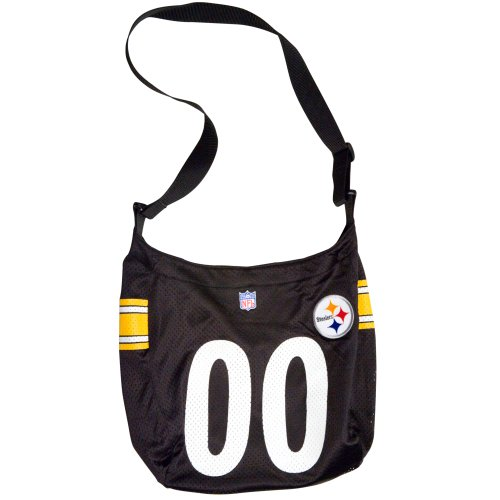 Pittsburgh Steelers Jersey Tote Bag (15