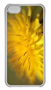 Customized iphone 5C PC Transparent Case - Warmth Of The Early Sun Personalized Cover