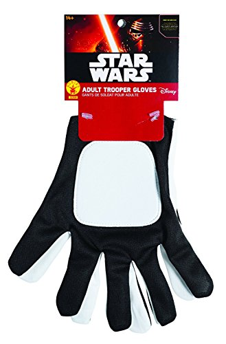Stormtrooper Gloves Costume Accessory
