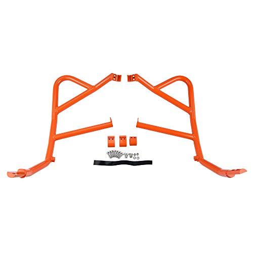 Nicecnc Orange Billet Frame Upper Crash Bar Guard Replace KTM 1050 ...