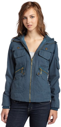 Jack by BB Dakota Women's Women's Nicola Jacket,Lake Blue,X-Large
